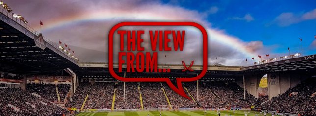The view from logo